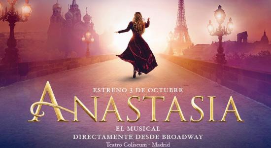 Anastasia, el musical!