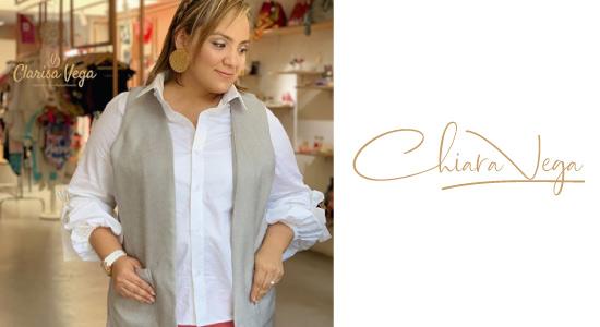 La Diseñadora Clarisa Vega ingresa al mercado colombiano
