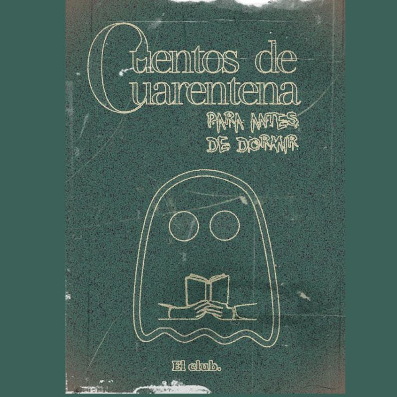 Cuentos de Cuarentena para antes de dormir, por Daniella Torres (Manderine)