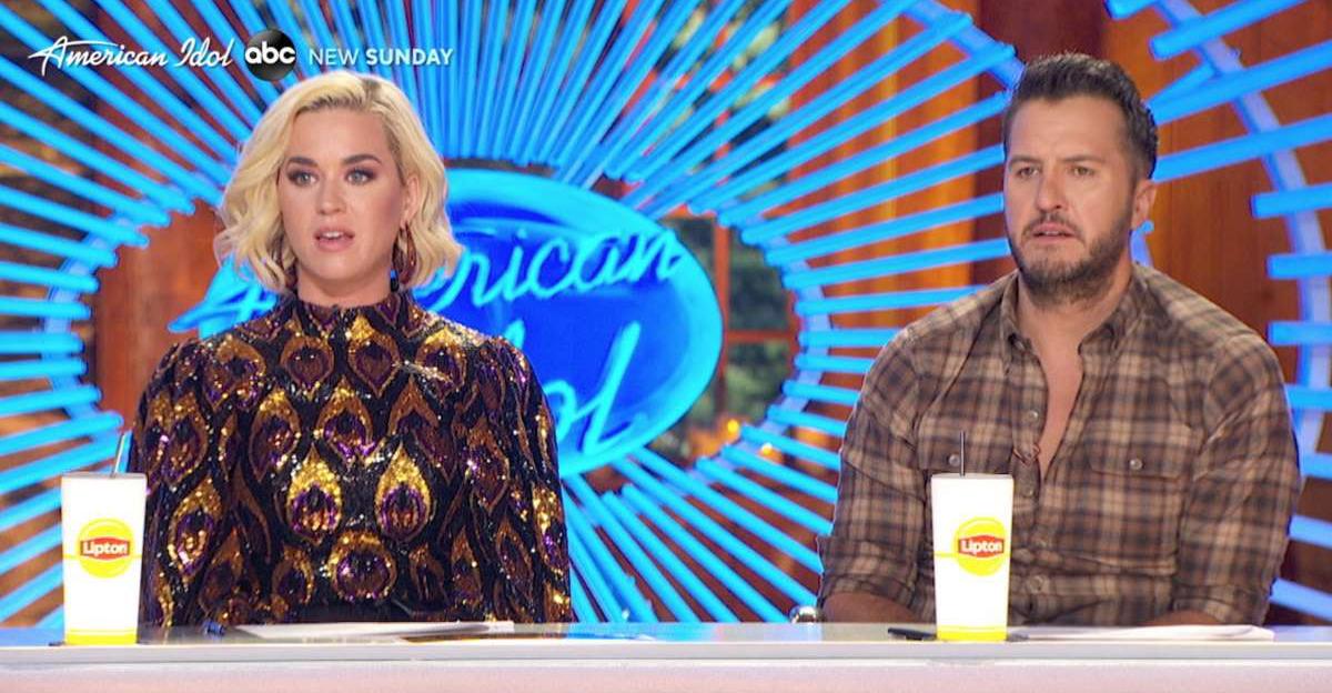 Katty Perry se desmaya durante las audiciones de American Idol