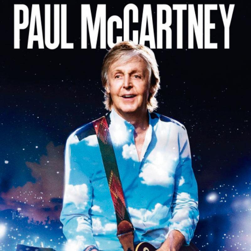 Paul McCartney Freshen Up! una experiencia inolvidable desde cualquier asiento!