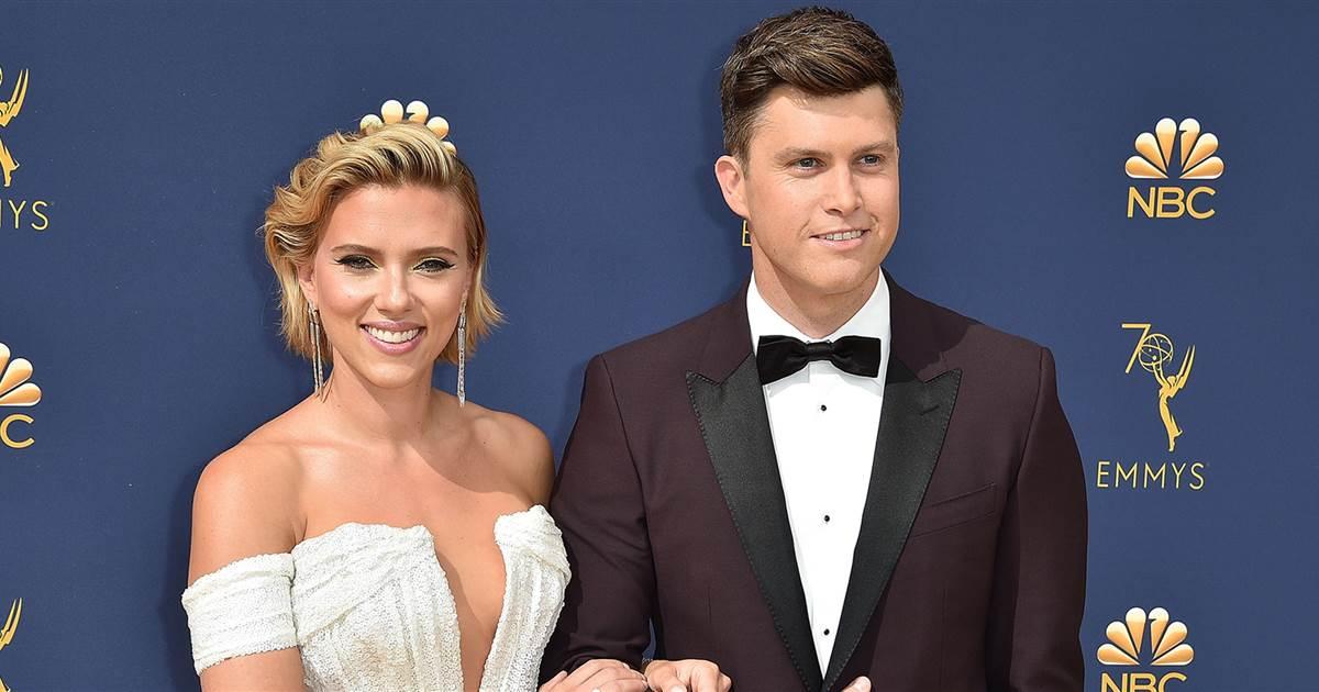 8/Scarlett Johansson y el actor Colin Jost se casaron!