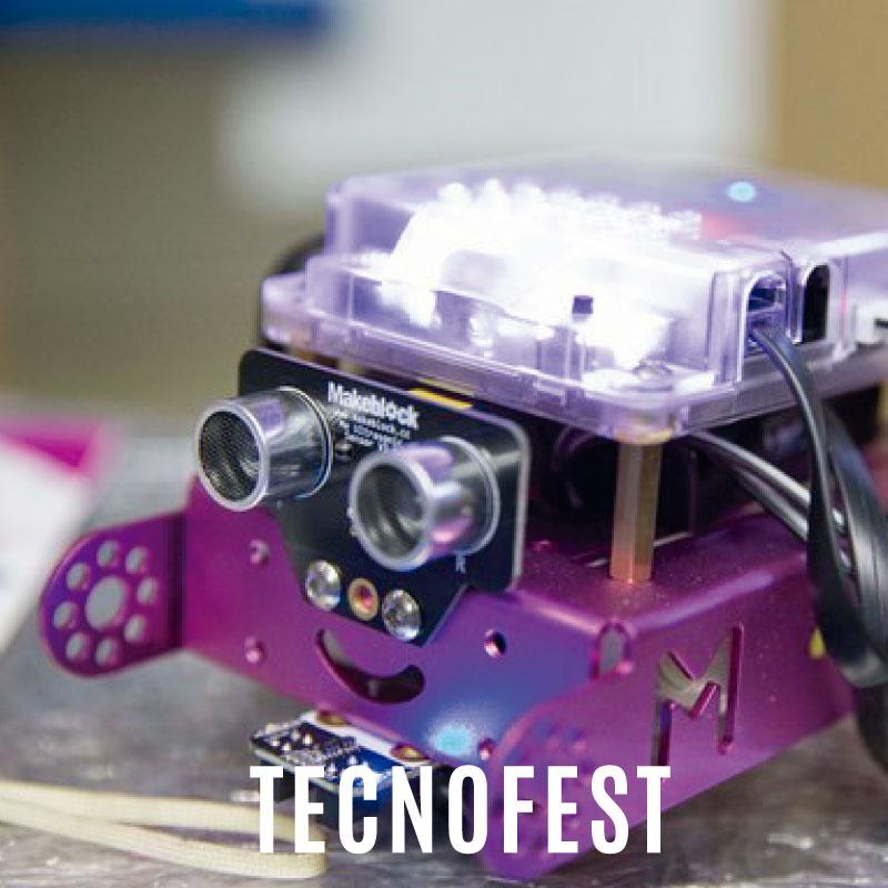 Tercera Versión de Tecnofest